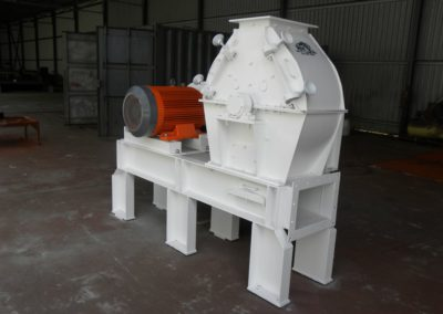 Motor and Mill Stand