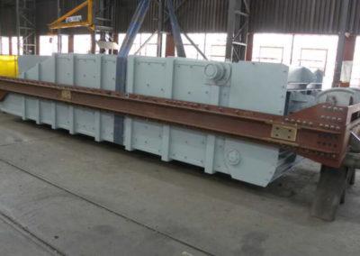 15 ton Skip & Bridle Assembly