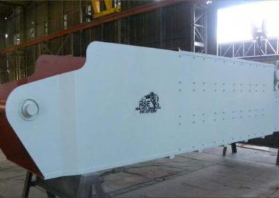 22 ton Skip