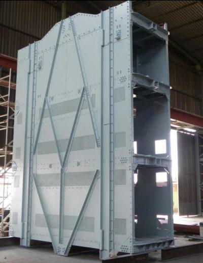 3 Deck Aluminum Cage