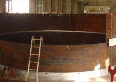 500 ton Silo