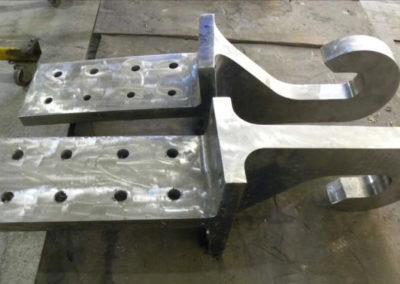 CNC Milling of Slinging Hooks