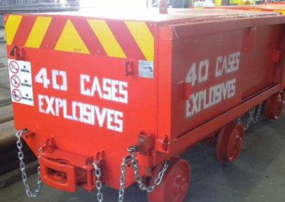 Explosive Cars (Refurbished)