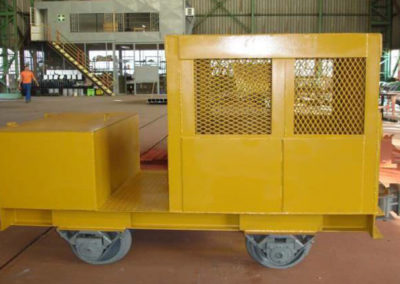 Guard Carriage